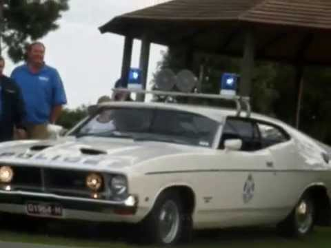 LIGHTS RETRO  falcon 500 XB COUPE VICTORIA POLICE