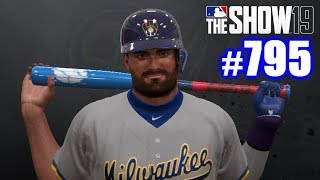 SMIRKING MY WAY TO THE HALL OF FAME! | MLB The Show 19 | Road to the Show #795