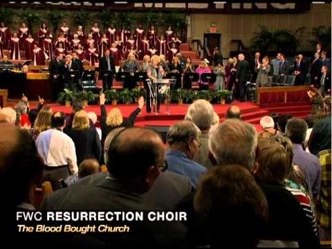 Blood Bought Church - Nancy Harmon & Family Worship Center Choir