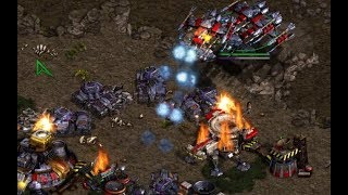 EPIC- Light (T) v Mong (T) on Fighting Spirit - StarCraft  - Brood War REMASTERED
