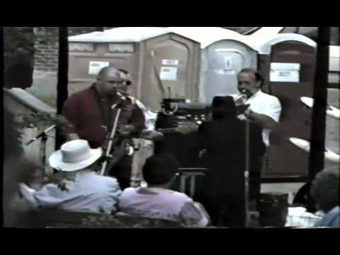 Luther Allison Live! At Memphis in May 1996 Part 1 of 10.