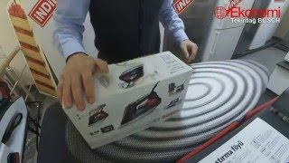 Bosch TDI903231A Buhar Motorlu t Kutu Al  Unboxing
