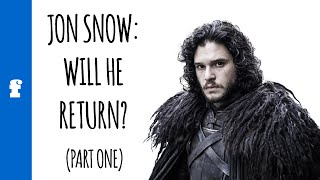 The Fate Of Jon Snow: Will He Return? Part One [ASOIAF Books 1-6|GOT Seasons 1-5 SPOILERS]
