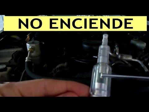 Como diagnosticar un carro que da marcha (starter) pero no prende