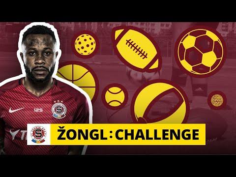 Žongl Challenge: Guélor Kanga