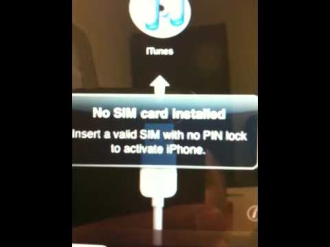 iPhone 3g unlocked. need help