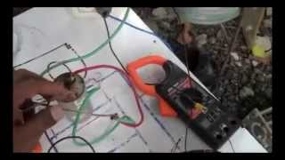 Energy from the Ground - Self powered generator by Barbosa and Leal