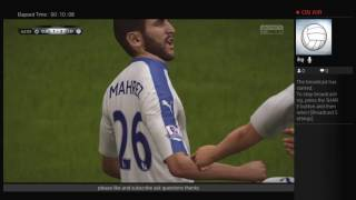 CLUB BRUGGE V LEICESTER CITY CHAMPIONS LEAGUE SCORE PREDICTION FREE FULL MATCH HD LCFC FIFA 17