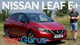 Nissan Leaf e+ 2019 Review: Putting the long-range Leaf to the test | CarGurus UK