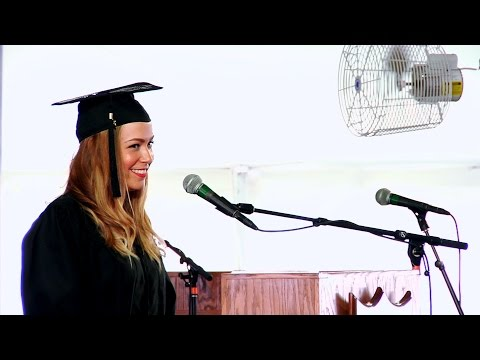 Commencement 2015: Mallory Speck '15