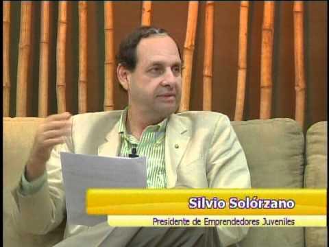 Cesar Lacayo - Entrevista Canal 14 de Nic..VOB