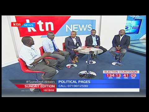Sunday Edition: Political Pages - IEBC defiant over KIEMS claims - 29/3/2017 1