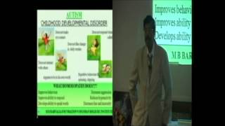 Autism and Homeopathy- by Dr Praful Barvalia at Homoeopathic Childcare Seminar - 3