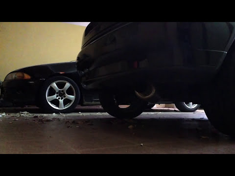 4g91 high cam exhaust sound