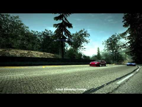 Official Need for Speed World Interactive Trailer!