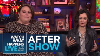 After Show: Chrissy Metz's Thoughts On Kim Kardashian Watching 'This Is Us'   WWHL