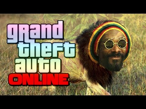 Snoop CATT! GTA Online #102