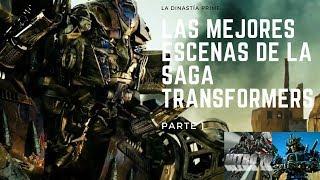 Las mejores escenas de la saga Transformers/Top 10 HD/Parte 1/Nemesis Prime XD