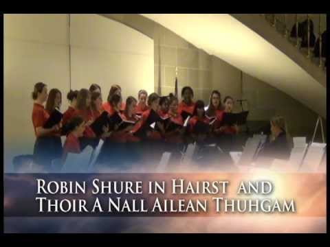 Robert Burns - Robin Shure in Hairst
