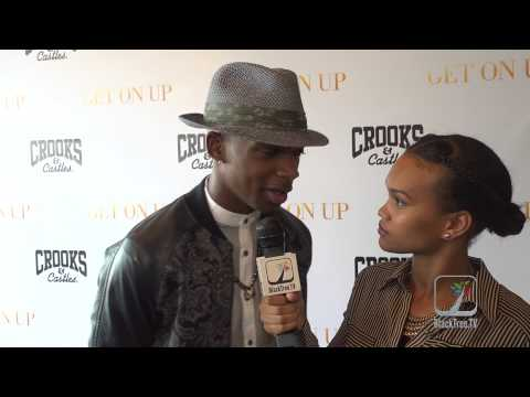 Get On UP Gifting Suite interview Mishon Ratliff