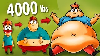 What If You Gained 4000 lbs?