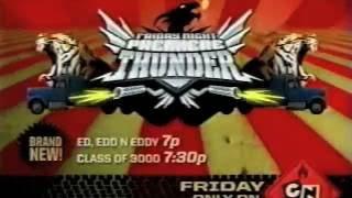 Cartoon Network - April 2007 Bumps & Promos