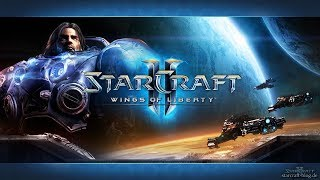 StarCraft 2 Wings of Liberty - Tarsonis The Great Train Robbery Mission 8 [Brutal Walkthrough]