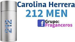 212 MEN de Carolina Herrera