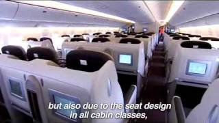 Interieur boeing 777 300er air france for Interieur d avion air france