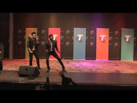 IFFM 2013 Telstra Bollywood Dance Competition - prabhudeva-girish...