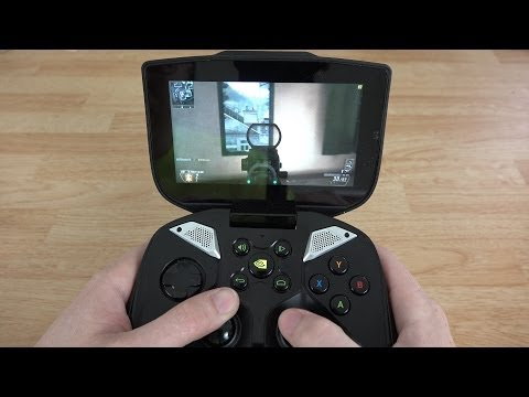 NVIDIA Shield KitKat Update (Root. Gamepad Mapper. Just Cause 2. Black Ops II. and much more!)