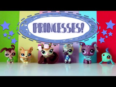 LPS : Try Not To Laugh #6 (DISNEY PRINCESSES 1)