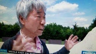 Lee Ufan in Versailles: Language Of Rocks