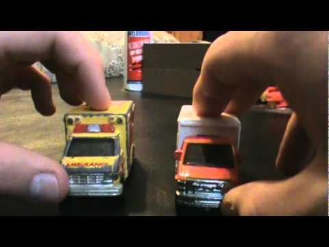 Matchbox Ford E350 Ambulance Matchbox Ford Ambulance