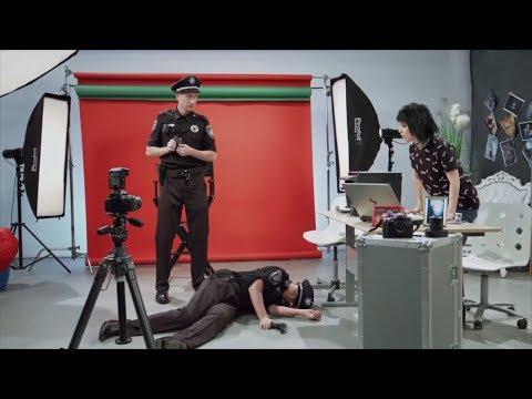 Работа копа - это смешные и страшные истории, даже если полиция просто делает фото | Дизель студио