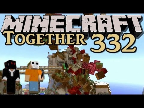 Minecraft Together Show #332 - Spezial - BOMBEN BOMBEN BOMBEN