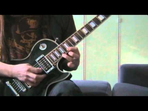 Whitesnake / John Sykes Crying In The Rain solo cover