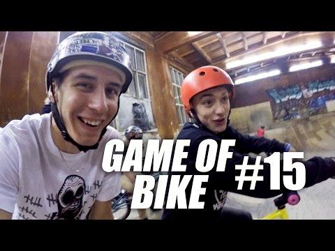 Game of BIKE #15  + работа над ошибками (BMX)