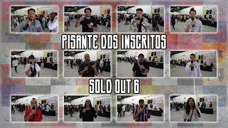 O PISANTE DOS INCRITOS NA SOLD OUT 6 | VOLUME 2