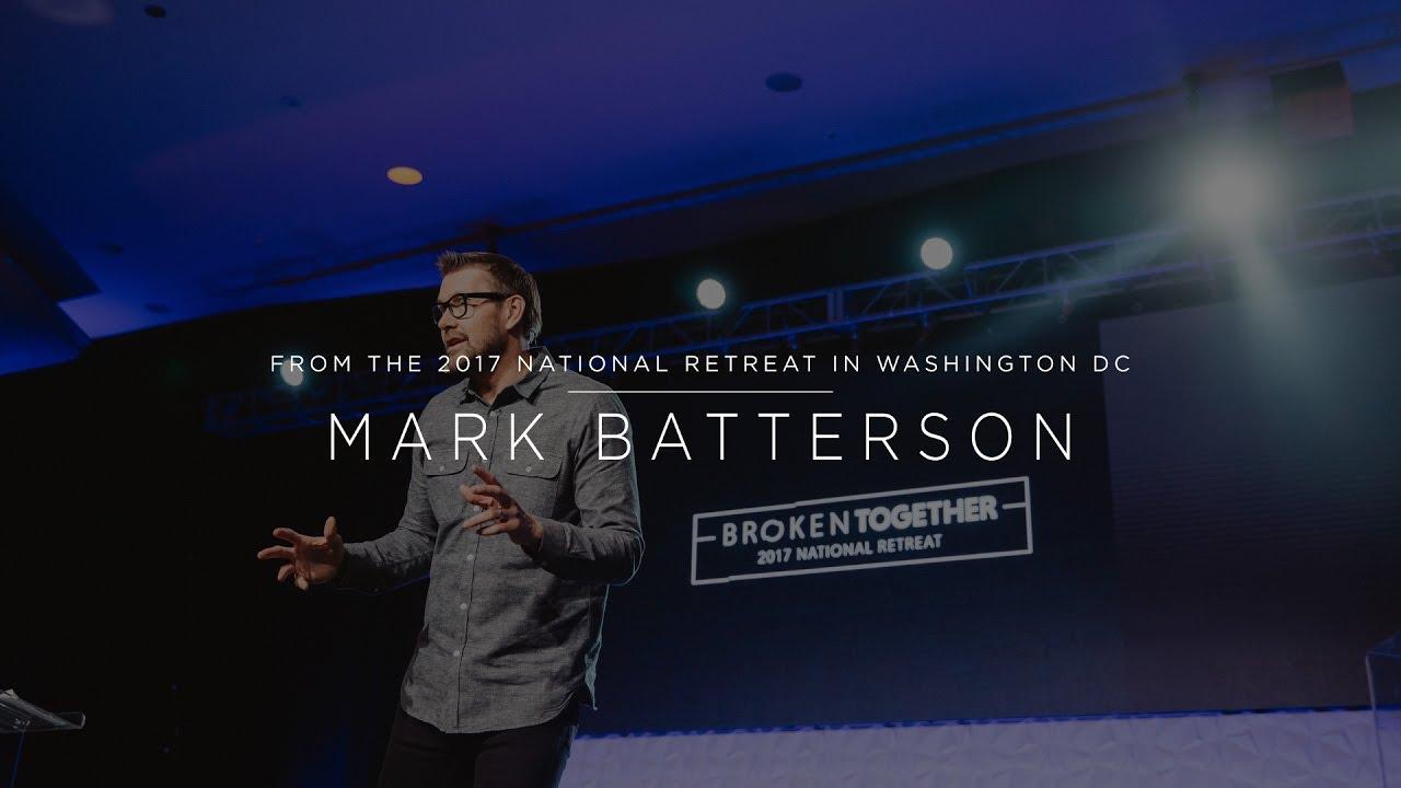 Mark Batterson - New Canaan Society 2017 National Retreat