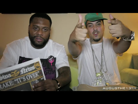 Exclusive Interview With French Montana In L.A Before He Got Signed.