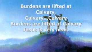 Burdens Are Lifted At Calvary - Jimmy Swaggart Ministries