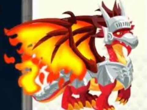 dragon city combinaciones  (fuego fresquito,armadillo,futbolista y chicle)