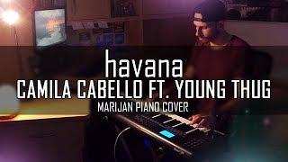 Camila Cabello ft. Young Thug - Havana   Piano Cover + Sheets