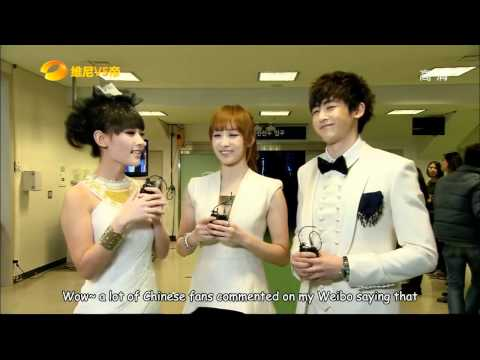 [engsub] 111231 Khuntoria At Huinan Tv video