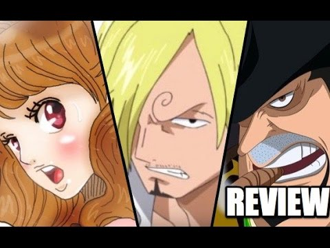One Piece 861 ワンピース Manga Chapter Review: Big Mom Mystery Explained??!!
