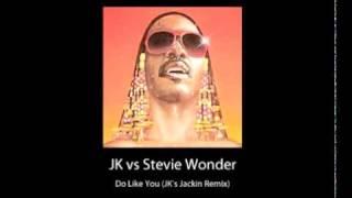Watch Stevie Wonder Do Like You video