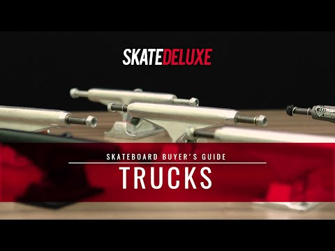Skateboard Trucks | skatedeluxe Buyer's Guide