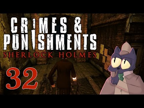 Do it for the murder!! - SHERLOCK HOLMES: CRIMES AND PUNISHMENTS - Part 32