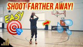 How to: Shoot a Basketball Farther! Extend Your Range with These 3 Shooting Drills
